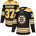 Patrice Bergeron #37 Boston Bruins Black & Yellow Hockey Jersey $65.00 USD on eBay