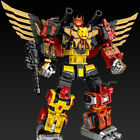 Oversize Transformer Combine Wars Bruticus Predaking Devastator ActionFigure Toy For Sale
