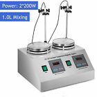 Magnetic Stirrer With Heating Plate Hotplate Digital Mixer Stir Bar Lab SH2 85-2