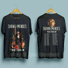 BEST Shawn Mendes Tour 2019 with dates Men's Black T-Shirt By hanes Brand shirt image