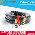 CCTV Video BNC Cable for Analog AHD Security Camera DVR Connector Cable 5/30M