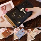 US Women Lady Clutch Leather Wallet Long Card Holder Phone Case Purse Handbag image