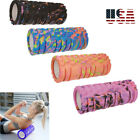 Gym Exercise Fitness Floating Point EVA Yoga Foam Roller Physio Massage image