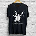 Ace Frehley Guitarist Musician T-Shirt Cotton 100% Short Sleeve S-2XL Fast Ship