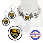 FREE DESIGN > JACKSONVILLE JAGUARS - Earrings, Pendant, Charm, Key <FAST SHIP> $3.99 USD on eBay