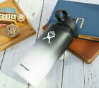 Hydro Flask Water Bottle Stainless Steel Insulated Wide Mouth Lid Easy Carry XP7