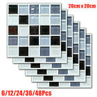 Large Kitchen Tile Stickers Bathroom Mosaic Sticker Selfadhesive Home Wall Decor