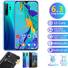 P36 Pro 6+256gb Smart Phone 6.3inch Screen Android System Dual Sim Unlocked