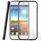 Hard Case for LG P700 Optimus L7 Back Cover Transparent in Matte New Protective