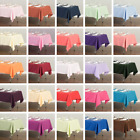 LinenTablecloth 60 x 102 in.Rectangular Polyester Tablecloth Wedding Event Party