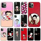 HOT Sexy Cute Betty Boop Hard Case For iPhone 11 Pro XS Max XR X 6 7 8 plus SE20 $3.6 USD on eBay