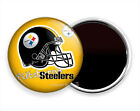 PITTSBURGH STEELERS FOOTBALL TEAM FRIDGE REFRIGERATOR MAGNET SPORT FAN GIFT IDEA $11.49 USD on eBay
