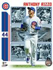 Anthony Rizzo Chicago Cubs MLB Composite Photo WQ197 (Select Size) on Ebay