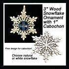 FREE DESIGN> SEATTLE SEAHAWKS - Snowflake Ornament, Natural or White $6.99 USD on eBay