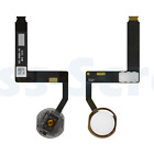 iPad Pro 9.7 Flex Cable Fingerprint Sensor Home Button Black White Rose Gold