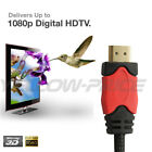 Hdmi Cable 4k 60hz 3ft 6ft 10ft 15ft 25ft 30ft 50ft Lot Supports 3d, 2160p, Uhd