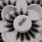 7Pairs 5D Mink Soft Long Natural Thick Makeup Eye Lashes Beauty Cosmetic