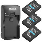 2400mAH Battery or Wall Charger FOR SONY PSP Slim 2000 2001 1000 3000 Series for sale  Shipping to Nigeria