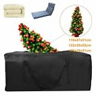 Heavy Duty Waterproof Cover Outdoor Cushion Storage Bag Garden Furniture Covers