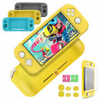 Soft Protective Case + Tempered Glass Screen Protector for Nintendo Switch Lite