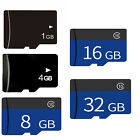 NEW Micro SD 16GB 32GB Memory Card Holder Class  SD Adapter For Mobile Camera B