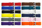 Replacement Silicone Watch Strap Curved Ends 3 Colours 22mm C099