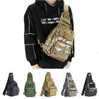 Sport Outdoor Tactical Sling Backpack Camping Hiking Trekking Shoulder Pack 7L