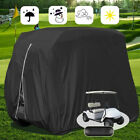 4 Seater Full Waterproof Outdoor Car Dust Cover for Golf Cart EZ Go Club Car