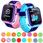 Waterproof Kids Smart Watch Anti-lost Safe LBS Tracker SOS Call For Android iOS image