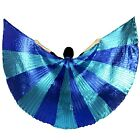 USA Isis Wings Egyptian Belly Dance Costumes Fancy Angel Isis Wings Egypt wings