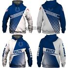 Indianapolis Colts Hoodie Football Hooded Pullover S-5XL Fans Gift NEW DESIGNS $29.44 USD on eBay