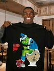 Grinch NFL Team Football Carolina Panthers Champion NFC South T-Shirt $9.99 USD on eBay