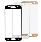 2 Pack Premium Full Cover Tempered Glass For Samsung Galaxy S7 Screen Protector