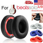 Kyпить 2pc Replacement Ear Pads Cushion For Beats Dr Dre Solo 2 Solo 3 Wireless Wired на еВаy.соm