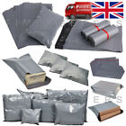 Grey Mailing Bags Self Seal Strong Postage Postal Poly Pack (700x850 mm 28