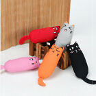Soft Cat Shape Interactive Toy Play False Toy For Cats Dogs Pet Supplies CB