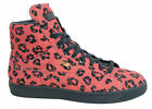Puma Basket Mid x House Of Hackney Lace Up Salmon Mens Trainers 358464 01 B83B