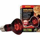 Exo-Terra Heat Glo Infrared Heat Lamp- 50 / 75 /100 watts