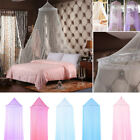 Bed Bedroom Lace Mosquito Netting Mesh Canopy Princess Round Bedding Net image