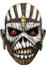 New Iron Maiden Book of Souls Mask Trick...