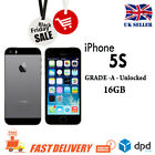 Apple iPhone 5S 16 GB - (Unlocked) Smartphone Mobile Phone Grade A UK Stock