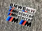 Classical M Color Mortorrad Sticker For BMW M3M4 R1200GS R1250 F800
