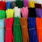 Kyпить 100pcs 5mm Pipe Cleaners Children Plush Educational Toy Crafts Pipe Cleaner Toys на еВаy.соm