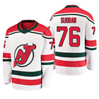 PK Subban New Jersey Devils 76 mens player game jersey