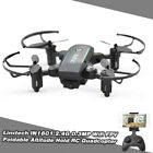 Linxtech IN1601 Mini RC Drone w/ 720P WIFI FPV Camera Stay Video RC Quadcopter