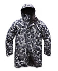 Men's The North Face Cryos Wool Blend Apex Flex GTX 800 Down Parka Jacket New