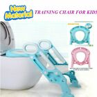 Children Toddler Kids Toilet Chair  Potty Training Seat with Step Stool Ladder image