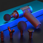 Massage Gun Deep Tissue Percussion Massager Muscle Vibrating Relaxing Therapy