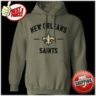 FREESHIP New Orleans Saints 2020 Hoodie Military Green Unisex Cotton S-5XL RARE $40.99 USD on eBay