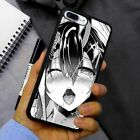 Ahegao Hentai Girl Anime Manga Silicone Case Cover For iPhone Samsung Galaxy